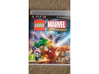 PS3 - Lego Marvels Super Heros Game