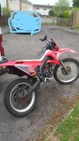 Gilera RCR50 50cc 2005Scooter Motorbike