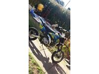 LUCKY 140cc pitbike swap for kx,Ktm,cr,rm,yz