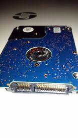 Hitachi Sata Internal 500GB HDD Hard Disk