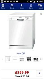 Dish washer Bosch Top quality Free local delivery