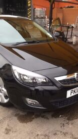 Vauxhall Astra - Full Service History, Automatic, Diesel, Air Conditioning, Isofix system, 5 seater