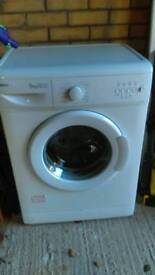 Beko washing machine as new