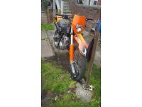 lifan 125 motor bike