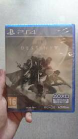 Destiny 2 ps4 brand new