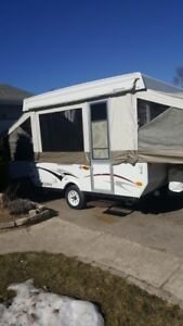 2010 Viking Tent trailer. Absolute mint