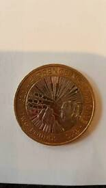 £2 coin florence Nightingale