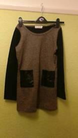 Ladies jumper size 8-10