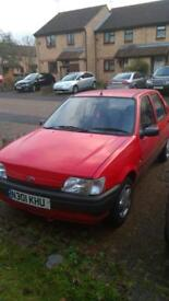 Ford Fiesta azura 1996