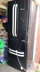 Hotpoint Quadrio american fridge freezer