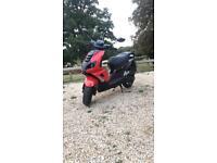 Peugeot speedfight 4- 50cc moped