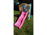 Little Tikes Climbing Frame and Slide. BS14 Area