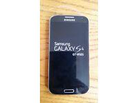Samsung galaxy s4 GT-I9505 (unlocked)