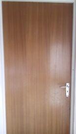 Internal doors.