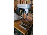 Electric bench drill