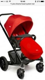 Joie gemm travel system and isofix base
