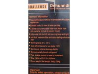 CHALLENGE dehumidifier for sale