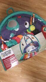 Mamas & Papas Tummy Time Playmat (Octopus)