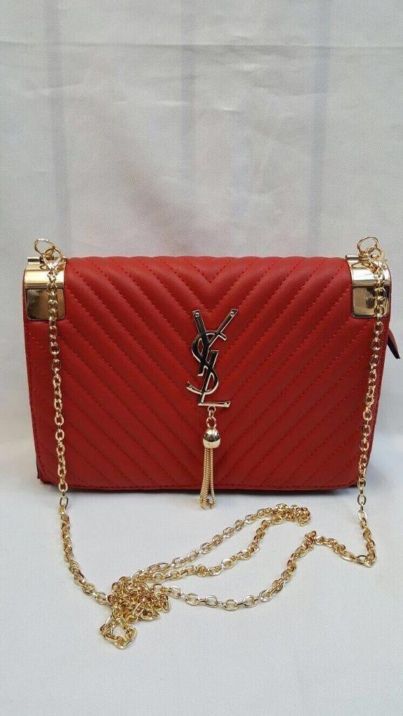 YSL CLUTCH LONG CHAINin Stechford, West MidlandsGumtree - Ysl bag in many colours availble plz message for more info and more bags and brands such as gucci , louis vuition and more