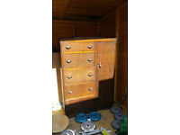 Chest of drawer vintage piece