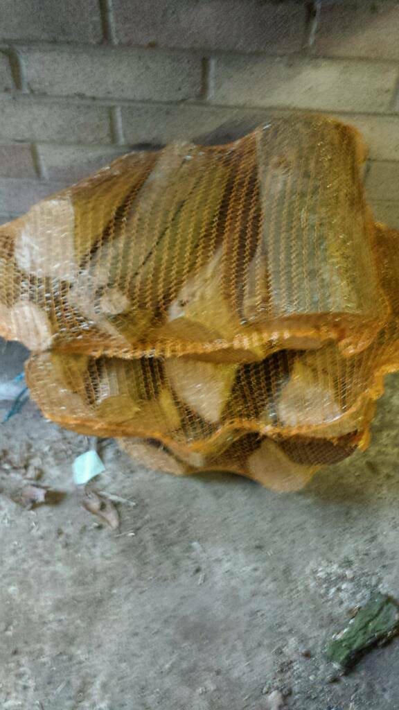 Hardwood bags / nets 8 for £25