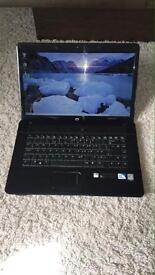 "Compaq 610 Laptop 15"" 120gb HARD DRIVE 2gb RAM Window 7 Intel (R) Celeron(R) CPU 560@ 2.13GHz"