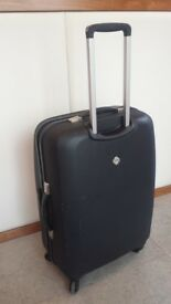 Samsonite Hard Case Spinner 4 wheels, 69 cm, 70 litres, Black – BARGAIN!!! RRP £215
