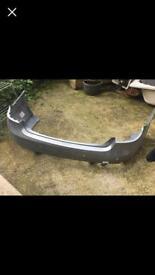 A3 front bumper