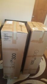 Monitor audio gold gx 300 floorstand speakers