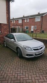 Vaxhall vectra 1.9cdti sri spares or repair