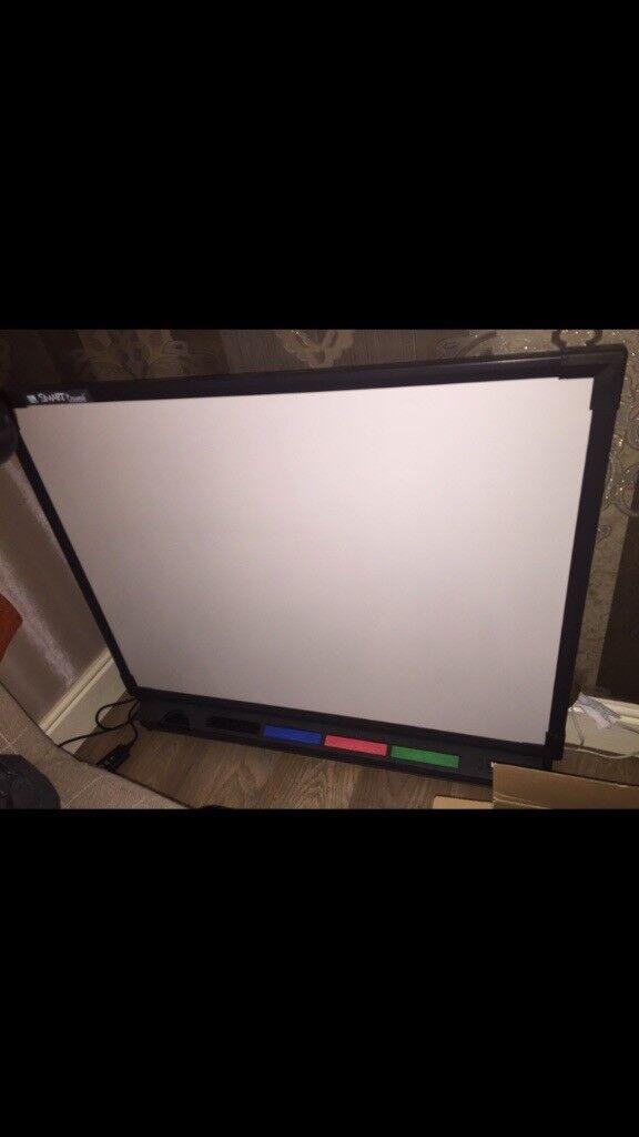 Smart board interactive