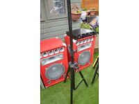 disco dj equipment