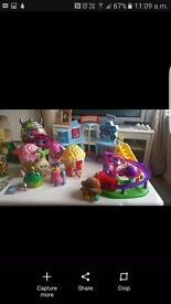 Moshi monster collection (all apart from the teddies)