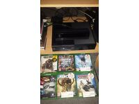 Xbox one + kinect & games