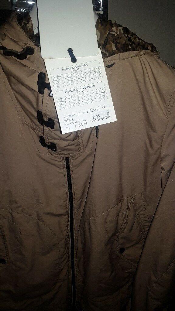 Moncler jacket - Large price tag £685 take £300 O.N.O