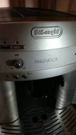 Delonghi Magnifica bean to cup coffee machine... Misbehaving