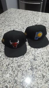 Bulls and Pacers Hat