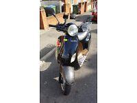 WK Bikes VS 125 - Vespa Style moped