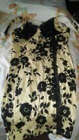 Genuine Vintage Voodoo Vixen dress