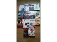 14 Mixed Books