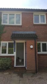 Gloucester, Churchdown village - 1 bedroom house with garage and garden. Newly refurbished.