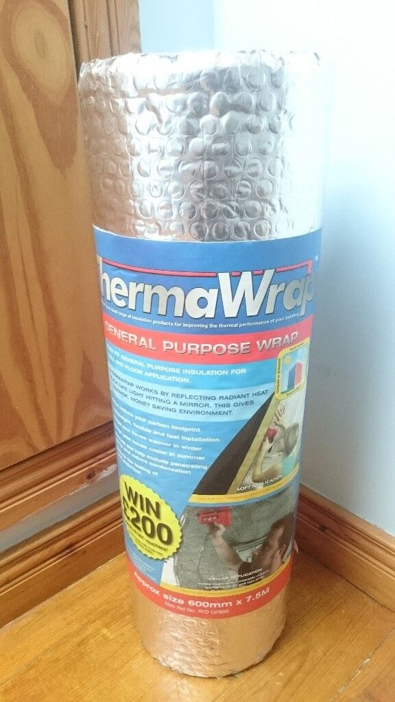 Thermawrap General Purpose Insulation In Londonderry County