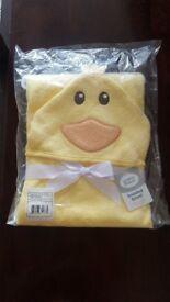 Baby Duck Towel