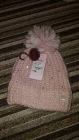 Girls new ted baker hat
