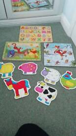 Selection of jigsaws