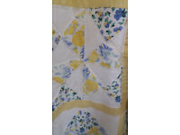 Laura Ashley vintage Confetti throw/quilt