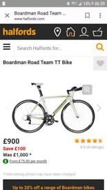 Boardman TT bike frame size 54.