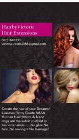 HairbyVictoria Hair Extensions!