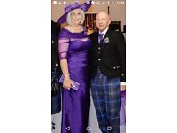 Beautiful catherines of partick mother of bride/groom outfit