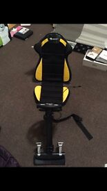 PS3 race seat